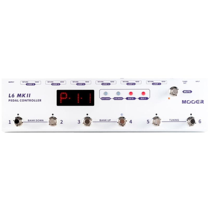 Mooer PCL6 MKII