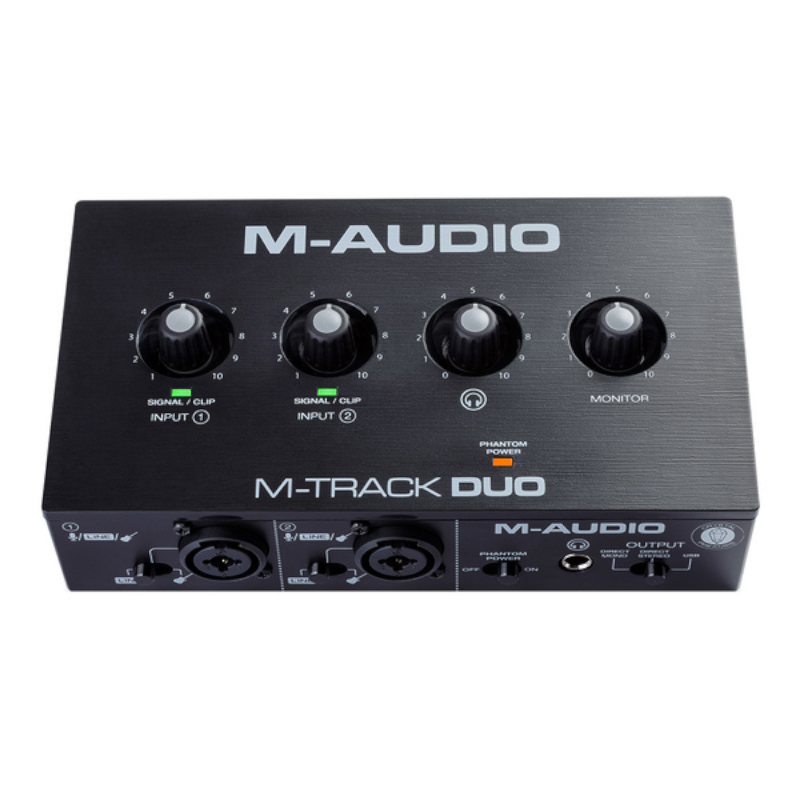 M Track Duo
