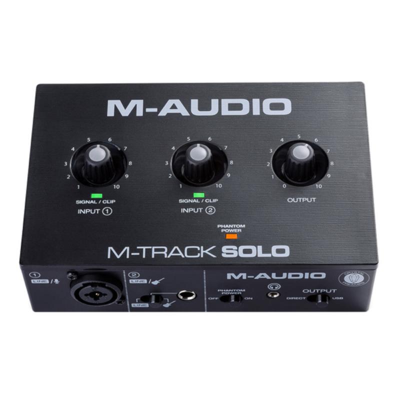 M Track Solo