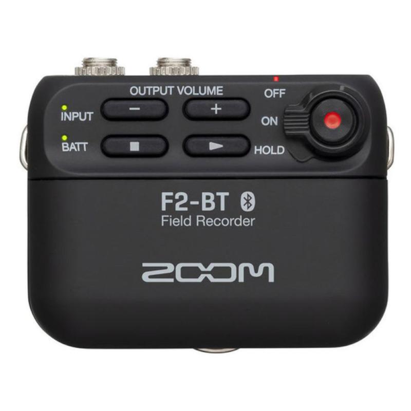 Zoom F2-BT Field Recorder